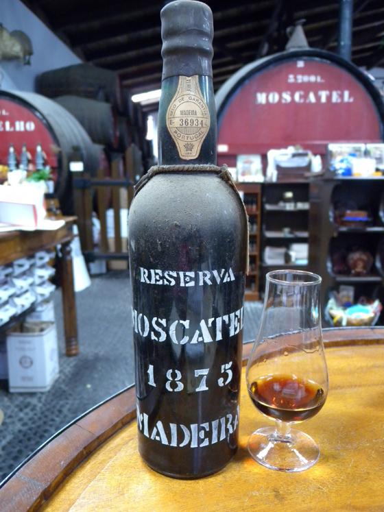 Moscatel 1875 D'Oliveira