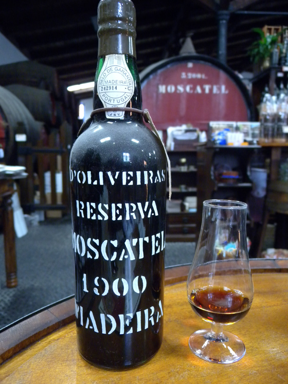 Moscatel 1900 D'Oliveira