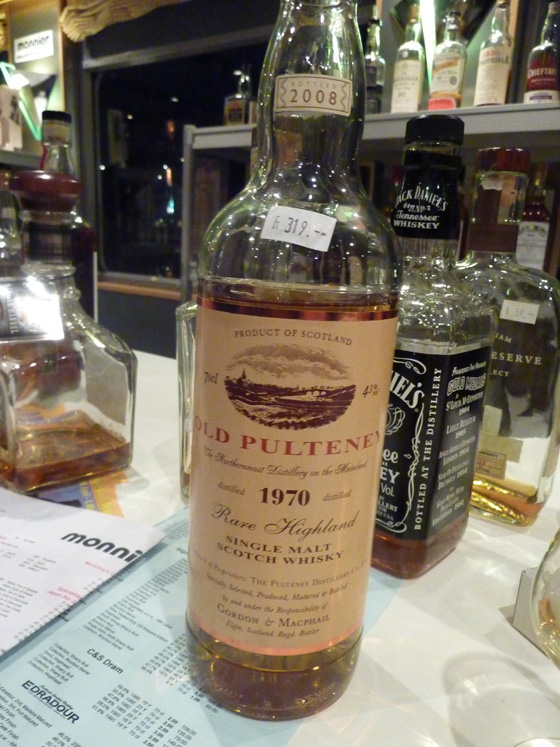 Old Pulteney 70