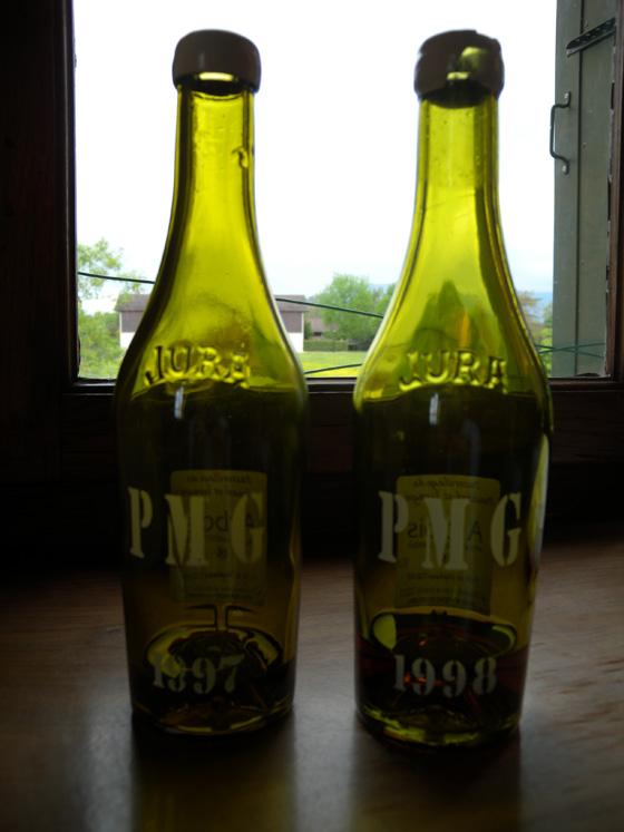 PMG 1997 et 1998 de Stéphane Tissot