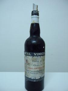 Porto Real Vinicola Quinta de Gibio 1963