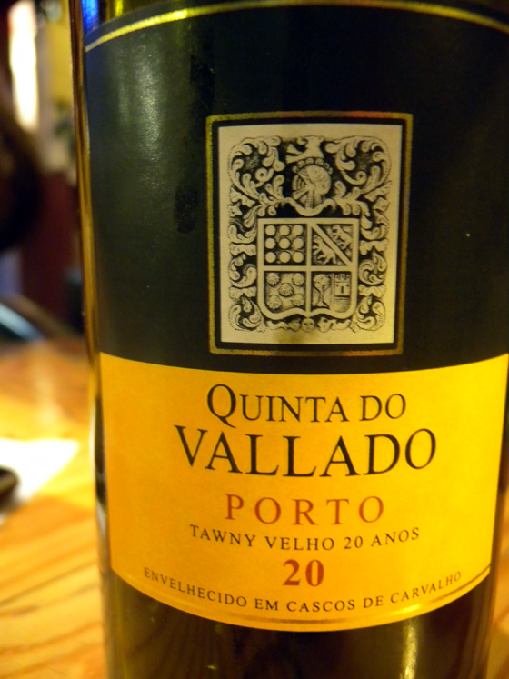 Quinta do Vallado Tawny 20 years
