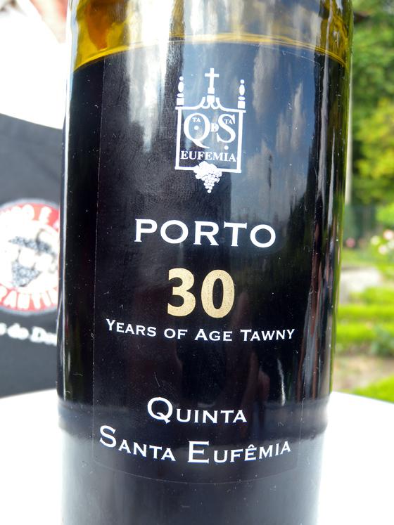 Quinta santa Eufêmia Tawny 30 years bis