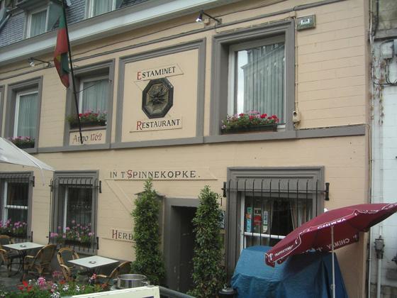 Restaurant 't Spinnekopke