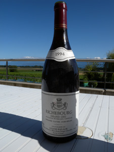 Richebourg Grand Cru 1994 de Ligier-Belair