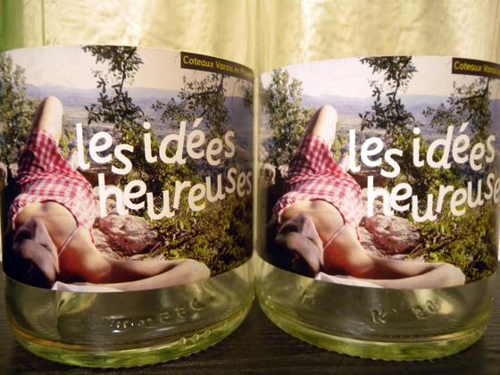 Rosé Les Idées Heureuses 2008