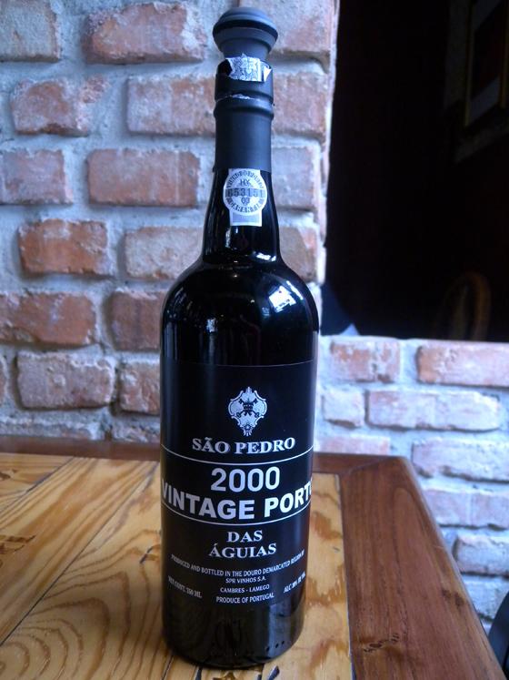 São Pedro vintage Das Aguias 2000