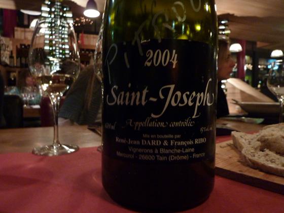 Saint Joseph 2004 René Jean Dard et François Ribo