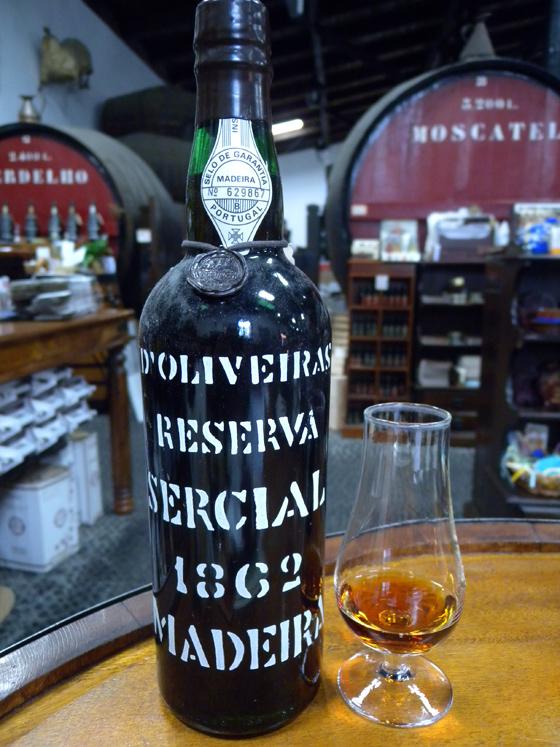 Sercial 1862 D'Oliveira