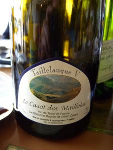 Taillelauque 2005 du Casot des Mailloles