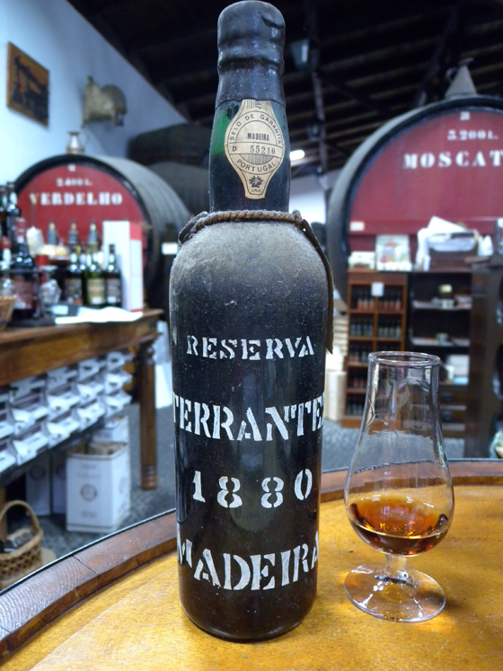 Terrantez 1880 D'Oliveira