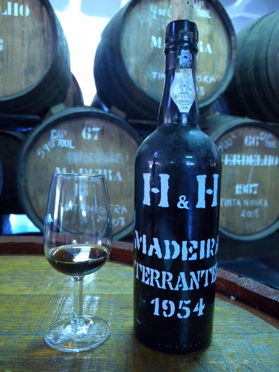 Terrantez 1954 Henriques & Henriques