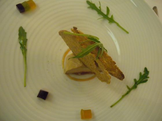 Un foie gras confit dans sa graisse