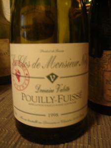 Valette Pouilly Fuissé 1998
