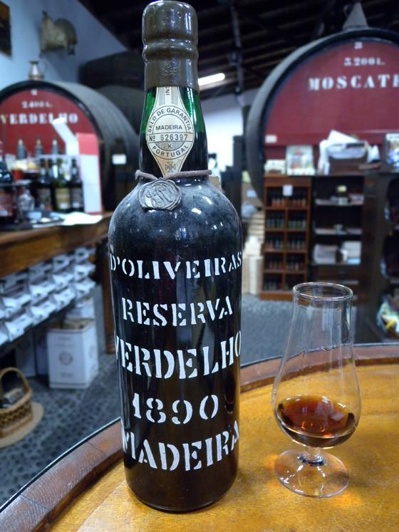 Verdelho 1890 D'Oliveira