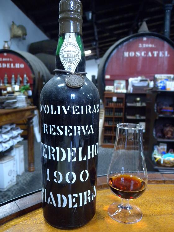 Verdelho 1900 D'Oliveira