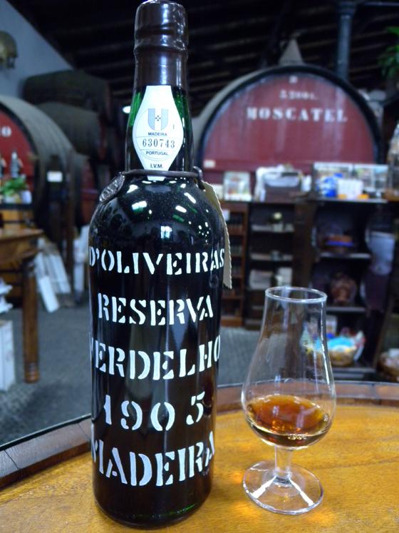 Verdelho 1905 D'Oliveira
