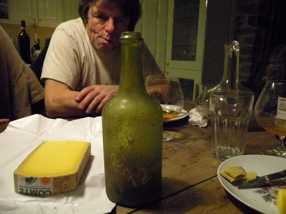 Vieux Comté - Philippe - vin jaune 1972 ou 1975