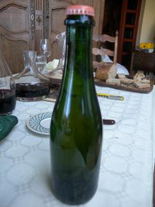 Vin de paille et de raisins passerillés au mois de Décembre de Pierre Beaugey