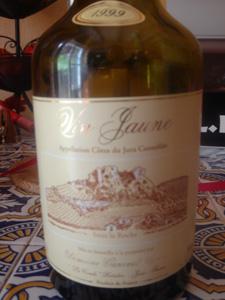 Vin jaune Ganevat 1999