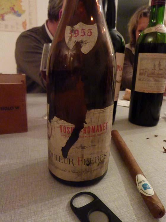 Vosne Romanée 1955 Dufouleur
