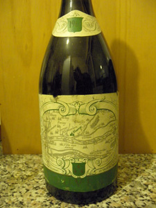 Vouvray 1961