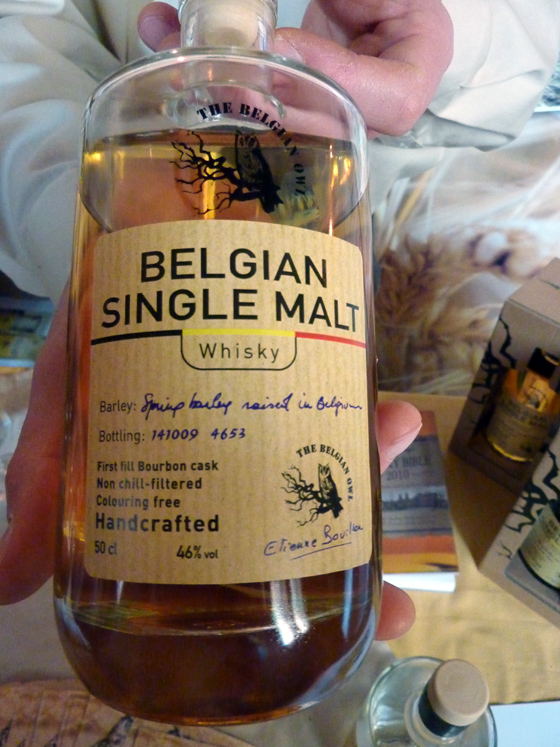 belgian single malt