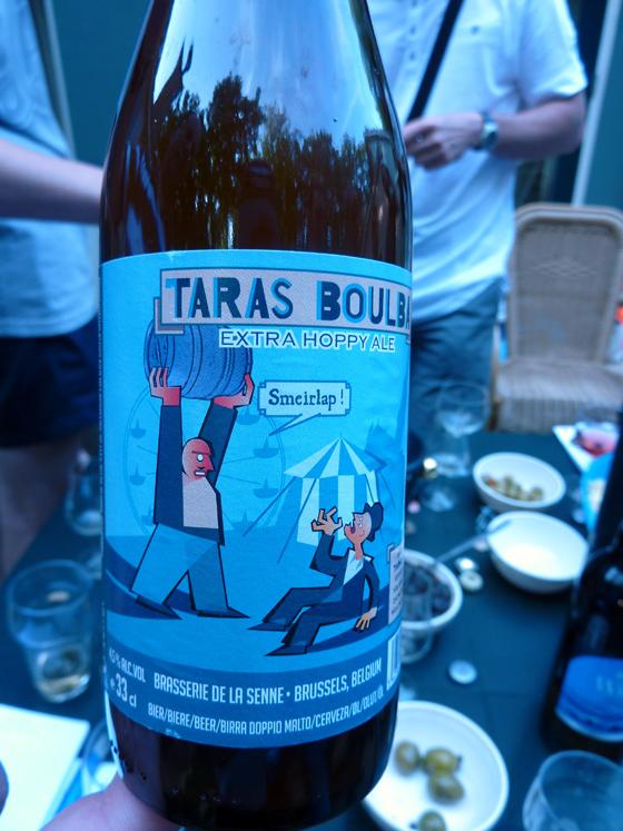 bière taras boulba