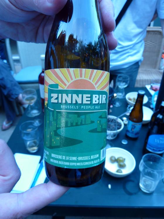 bière zinne bir