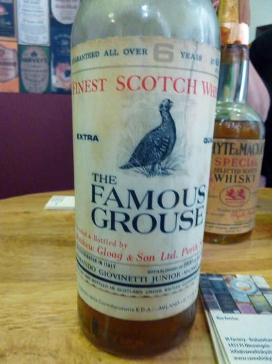 famous grouse over 6 y