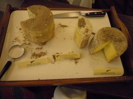 fromages aux artisous