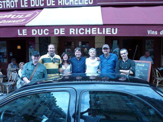 les tueurs au Duc de Richelieu