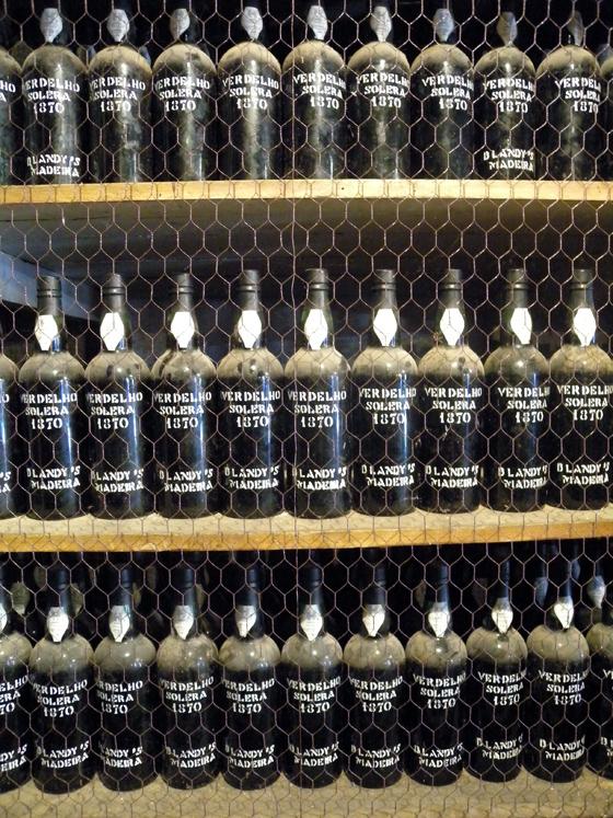 quelques bouteilles de 1870